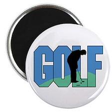 Golf Symbol Magnet