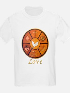 "Interfaith ""Love"" - T-Shirt"