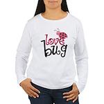 Love Bug Women's Long Sleeve T-Shirt