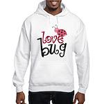 Love Bug Hooded Sweatshirt