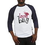 Love Bug Baseball Jersey