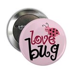 """Love Bug 2.25"""" Button (100 pack)"""