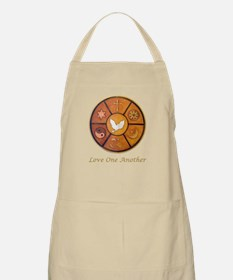 "Interfaith ""Love One Another"" Apron"