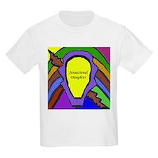 Sensational Daughter Kids T-Shirt