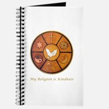 "Interfaith ""My Religion is Kindness"" Journal"