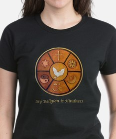 "Interfaith ""My Religion is Kindness"" Tee"