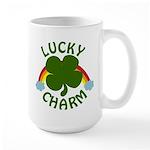 Lucky Charm Large Mug