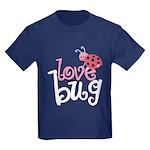 Love Bug Kids Dark T-Shirt