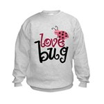Love Bug Kids Sweatshirt