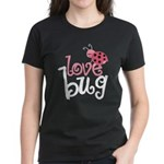 Love Bug Women's Dark T-Shirt