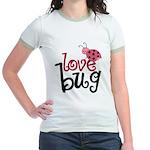 Love Bug Jr. Ringer T-Shirt