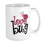 Love Bug Large Mug