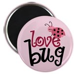 """Love Bug 2.25"""" Magnet (100 pack)"""