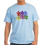 Autism: Say vs Speak Light T-Shirt