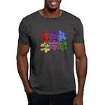 Autism: Say vs Speak Dark T-Shirt