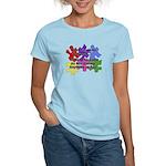 Autism: Say vs Speak Women's Light T-Shirt