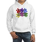 Autism: Say vs Speak Hooded Sweatshirt