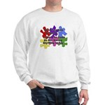 Autism: Say vs Speak Sweatshirt