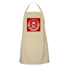 Afghanistan Coat of Arms Apron