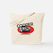 Cooper Speedshop Tote Bag