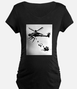 Cute Military helicopter T-Shirt