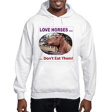 Stop Horse Slaughter Hoodie