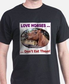 Stop Horse Slaughter T-Shirt