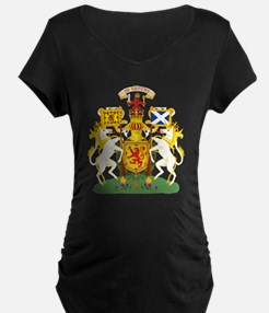 Scotland Coat of Arms (Front) T-Shirt