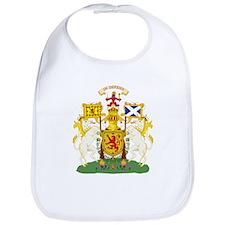 Scotland Coat of Arms Bib