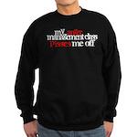 Anger Management Class Sweatshirt (dark)
