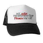 Anger Management Class Trucker Hat