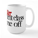 Anger Management Class Large Mug