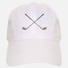 Golf Wood Baseball Baseball Cap