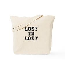 LostTV Tote Bag