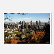 Montreal in Autumn Postcards (Package of 8)