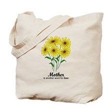 Mother's Day Daisies Tote Bag