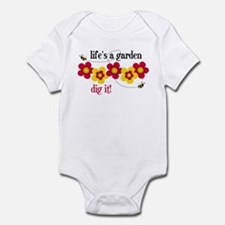 Life's A Garden Infant Bodysuit