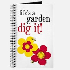 Life's A Garden Journal