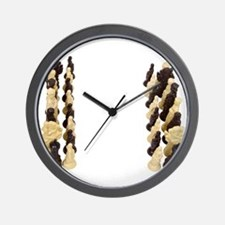 Diversity Team Wall Clock