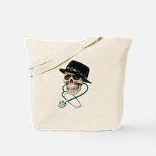 Dr. Cool Hat Tote Bag