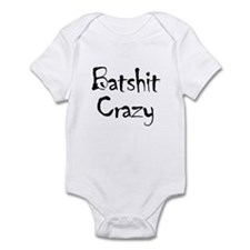 Batshit Infant Bodysuit
