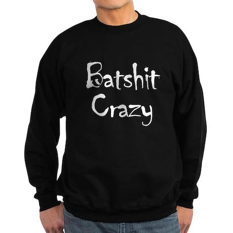 Batshit Sweatshirt (dark)