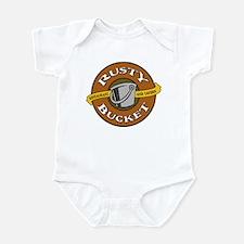Cute Bucket Infant Bodysuit