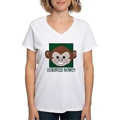 Disgruntled Monkey Shirt