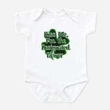 Cute Designated driver Infant Bodysuit