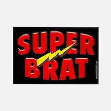 Super Brat... Rectangle Magnet