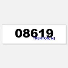 08619 Bumper Bumper Bumper Sticker