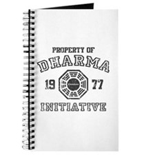 Property of Dharma Distressed Journal