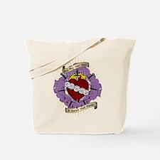 Immaculate Heart Tote Bag