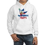 Support Haiti Hooded Sweatshirt